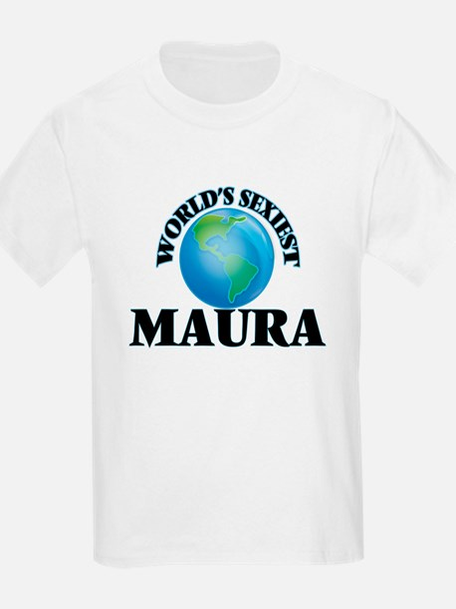 World's Sexiest Maura T-Shirt