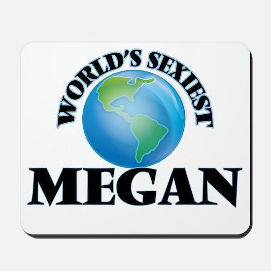 World's Sexiest Megan Mousepad