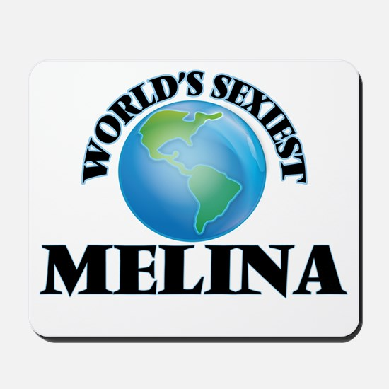 World's Sexiest Melina Mousepad