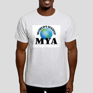 World's Sexiest Mya T-Shirt