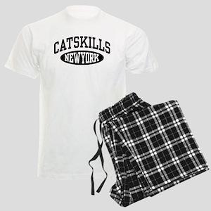 Catskills New York Men's Light Pajamas