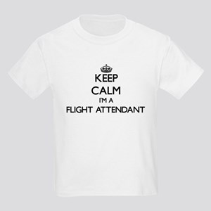 Keep calm I'm a Flight Attendant T-Shirt