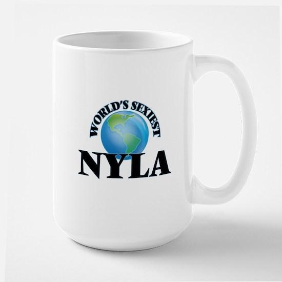 World's Sexiest Nyla Mugs