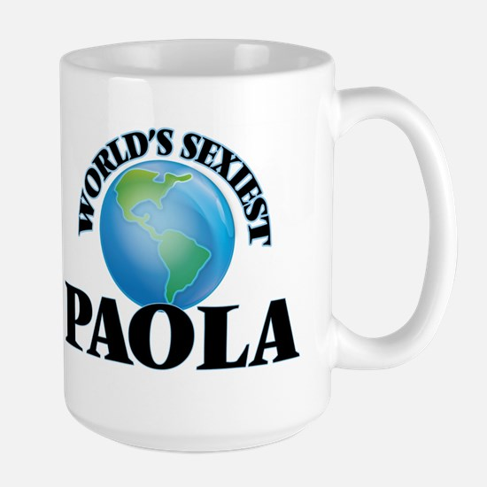 World's Sexiest Paola Mugs