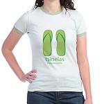 Big Tsinelas Jr. Ringer T-Shirt