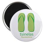 Big Tsinelas Magnet