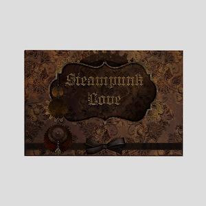Steampunk Love 2 Magnets