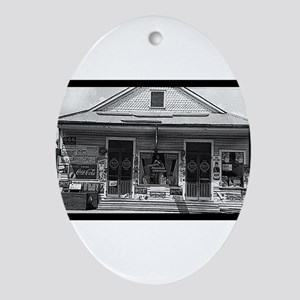 Kenner Grocery, 1938 Oval Ornament