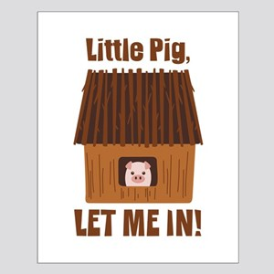 Little Pig Posters