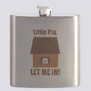 Little Pig Flask