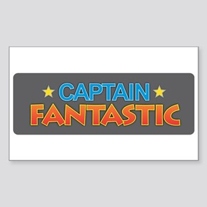 Captain Fantastic Sticker