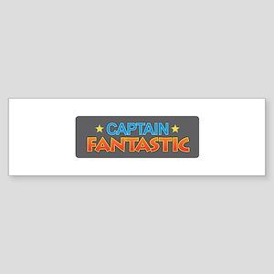 Captain Fantastic Bumper Sticker