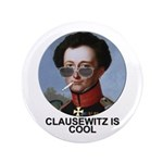 """Clausewitz Is Cool 3.5"""" Button"""
