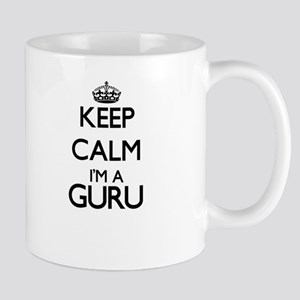 Keep calm I'm a Guru Mugs