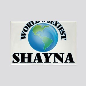 World's Sexiest Shayna Magnets