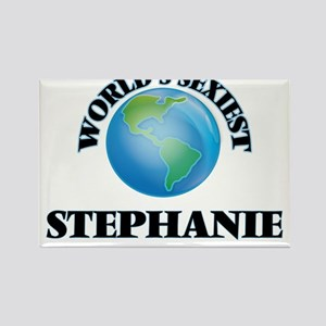 World's Sexiest Stephanie Magnets