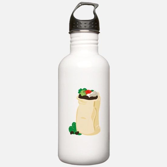 Sack Of Beans Water Bottle