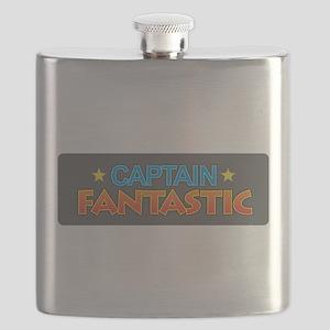 Captain Fantastic Flask