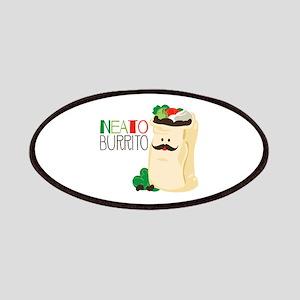 Neato Burrito Patches