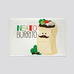 Neato Burrito Magnets
