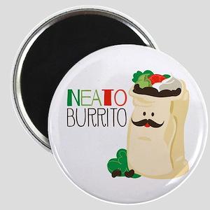 Neato Burrito Magnets
