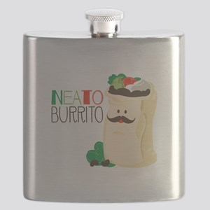 Neato Burrito Flask