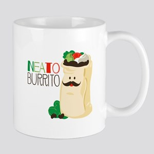 Neato Burrito Mugs