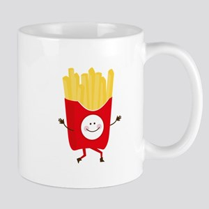 Happy Fries Mugs