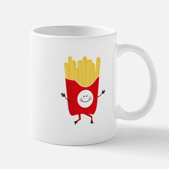 Happy Fries Mugs