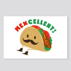 Mexcellent Postcards (Package of 8)