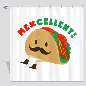 Mexcellent Shower Curtain