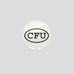 CFU Oval Mini Button