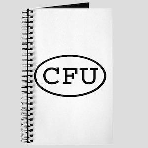 CFU Oval Journal