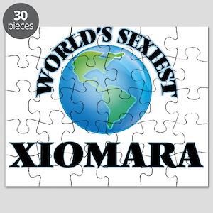 World's Sexiest Xiomara Puzzle