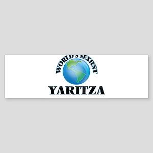 World's Sexiest Yaritza Bumper Sticker