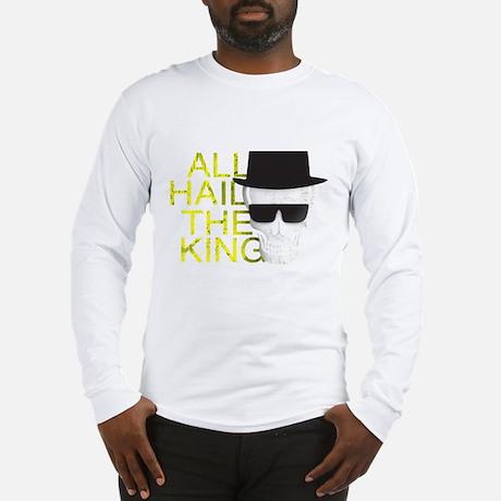 All Hail The King Long Sleeve Shirt