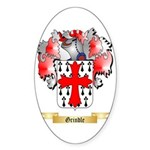 Grindle Sticker (Oval 10 pk)