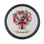 Grindle Large Wall Clock