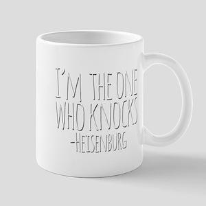 I'm the One Who Knocks Mug