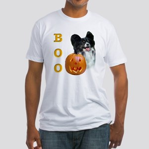 Papillon Boo Fitted T-Shirt