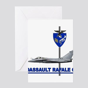 LIBYA_FRANCE_RAFALE_DASSAULT Greeting Cards