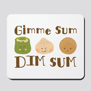 Gimme Sum Mousepad