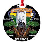 WolFWarrior TaeVerge Ornament