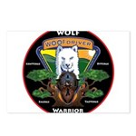 WolFWarrior TaeVerge Postcards (Package of 8)
