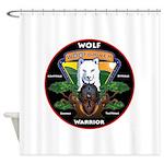 WolFWarrior TaeVerge Shower Curtain