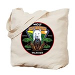 WolFWarrior TaeVerge Tote Bag