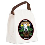 WolFWarrior TaeVerge Canvas Lunch Bag