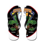 WolFWarrior TaeVerge Flip Flops