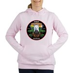 WolFWarrior TaeVerge Women's Hooded Sweatshirt