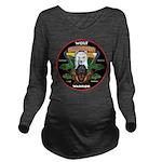 WolFWarrior TaeVerge Long Sleeve Maternity T-Shirt